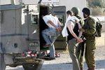 الاحتلال يعتقل 225 مواطنا خلال الأسابيع الثلاثة الماضية