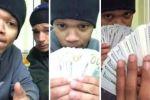 صور سيلفي تؤدي لاعتقال شخصين سرقا 5000 دولار وجهاز ايباد !