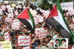 فيديو | مسيرات في بغداد وطهران و900 بلدة ومدينة إيرانية في يوم القدس العالمي