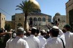 أكثر من 80 مستوطنا وطالبا يهوديا يقتحمون الأقصى وينفذون جولات استفزازية
