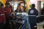 6 اصابات 3 منها خطيرة في حادث سير وسط تل ابيب
