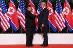 قمة ترامب-كيم : الرئيس الأمريكي يصف الاتفاق بأنه 'هائل'