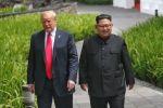 ترامب: كوريا الشمالية لا تزال تمثل تهديدا