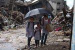 تمديد اجازة الفصل الدراسي الثاني في غزة ليوم غد الإثنين