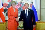 حرب باردة جديدة.. روسيا تردُّ على طرد بريطانيا 23 دبلوماسياً.. وتراشق إعلامي بين المسؤولين