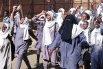 مظاهرات السودان: لماذا غضبت النساء المشاركات في الاحتجاجات من الرجال؟