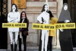 السلطات السعودية 'تعتقل أنصارا لناشطات بينهم اثنان يحملان الجنسية الأمريكية'
