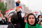 أمريكا التي أسست لسحق العراق تدين الاستخدام المروع للقوة ضد المتظاهرين في العراق المتظاهرين
