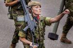 تجنيد المزيد من النساء في القوات الخاصة الاسبانية وخاصة الناطقات بالعربية