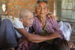 شقيقتان كمبوديتان في سن المئة تلتقيان بعد فراق حوالي نصف قرن