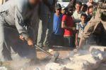 تنظيم الدولة 'يدمر' معبد بعل شمين في مدينة تدمر الأثرية في سوريا