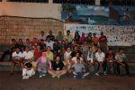 افتتاح أعمال المخيم الشبابي اللبناني الفلسطيني السادس