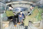 قوات الاحتلال تعتقل ثلاثة مواطنين من مخيم بلاطة