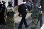 قوات الاحتلال تعتقل ثلاثة مواطنين في دورا