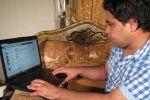شاب فلسطيني يخترق صفحة مؤسس الفيسبوك