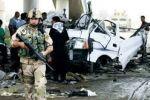 انتحاري يقتل 24 داخل مسجد جنوب بغداد