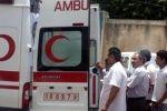 غزة: وفاة طفل سقط من الدور الخامس