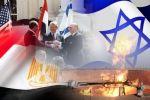 صحيفة اسرائيلية: مصر ستطالب اسرائيل بتعويضات عن البترول والغاز بقيمة 480 مليارد دولار