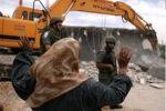 الاحتلال يخطر 6 عائلات بوقف البناء والهدم في الاغوار