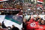 محاكمة الربيع العربي من مصر إلى سوريا