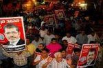 تظاهرة في سخنين تأيداً للرئيس المصري المعزول مرسي