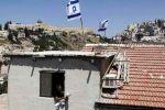 اسرائيل تعتزم طرد مئات العائلات في سلوان وتمنح مبنى السفارة الامريكية مساحة اضافية