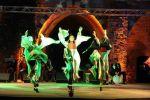 فرقة أصايل للفنون الشعبية تبدع في تشيلي
