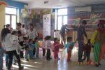 نشاط ترفيهي لاطفال المستشفى الفرنسي