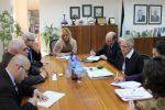 أبو رمضان يستقبل الممثل الخاص للأمين العام للأمم المتحدة للحد من الكوارث
