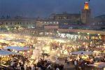 بائع متجول بالمغرب يضرم النار في جسده احتجاجاً على حجز بضاعته