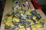 الشرطة تقبض على شخصين بحوزتهما نصف كيلو مخدرات في جنين