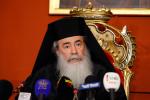 قرار موحد بمقاطعة استقبال البطريرك ثيوفيلوس