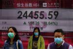 الأسواق العالمية تخشى موجة جديدة من كورونا