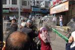 الاجهزة الامنية الفلسطينية تقمع مسيرتين لحماس في الخليل ونابلس