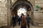 الاحتلال يرفض فتح باب حطة