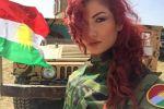 الفنانة الكردية هيلي لوف :نعم مهددة من 'داعش' ولست خائفة