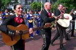 فيديو:موسيقى وفروسية في مهرجان مارياتشي في المكسيك
