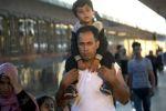 أزمة المهاجرين: المئات يصلون إلى محطة في العاصمة النمساوية