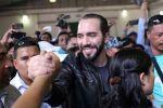 سابقة تاريخية.. شاب فلسطيني يصبح رئيسا للسلفادور