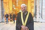 الشرطة الاسرائيلية تفرض الاعتقال المنزلي على إمام المسجد الاقصى الأقصى
