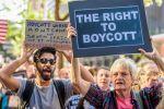 تحذير إسرائيلي من قرارات دولية بسبب حملة مقاطعة المستوطنات