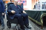 الرئيس الجزائري عبد العزيز بوتفليقة يعلن استقالته رسميا
