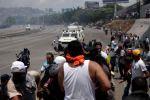 الحكومة الفنزويلية تعلن إحباط محاولة الانقلاب العسكري ضد الرئيس نيكولاس مادورو