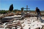 المطران عطا الله حنا : هدم منازل ابناء شعبنا الفلسطيني لن يثنينا عن التمسك بأرضنا والتشبث بعدالة قضيتنا