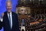 الكونغرس يصادق على فوز جو بايدن بانتخابات الرئاسة الأمريكية