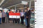 أين اختفى ابن بشار الأسد ؟