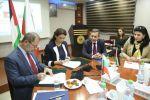 توقيع مذكرة تفاهم ما بين الإحصاء الفلسطيني والمعهد الاحصائي الوطني البلغاري
