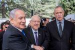 إسرائيل الجديدة، وتحدياتنا مع  حكومة الرأسين....جواد بولس
