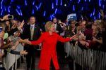 هيلاري كلينتون مرشحة