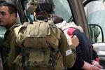قوات الاحتلال تعتقل (24) مواطناً من الضفة بينهم امرأة